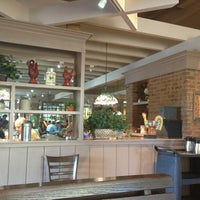 Photo taken at Egg Harbor Cafe by Russ M. on 6/22/2013