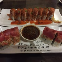 Photo taken at Spicy Tuna by Kim L. on 5/3/2015