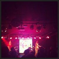 Das Foto wurde bei Privatclub Berlin von Andreas R. am 4/12/2013 aufgenommen