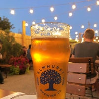 Photo taken at Elmhurst Brewing Company by Dante_ikv G. on 7/8/2018