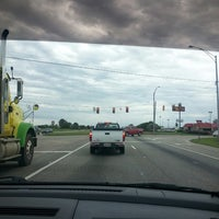 Photo taken at Road of obnoxious unnecessary red lights by Jonathan G. on 5/1/2014
