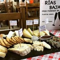 Photo taken at Sidrería Rias Bajas by Ivan I. on 9/11/2016