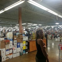 Photo taken at Daveco Liquors by Crystal W. on 7/26/2014