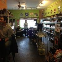 Photo taken at Salud Beer Shop by Sam J. on 2/2/2013