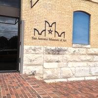 Photo taken at San Antonio Museum of Art by Mason G. on 10/14/2012