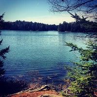 Photo taken at Coastal Maine Botanical Gardens by Adam C. on 4/28/2013