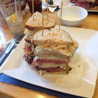 Photo taken at Heckman's Delicatessen by Andrew S. on 7/25/2014