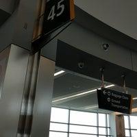 Photo taken at Gate 45 by Jeffery H. on 7/24/2017