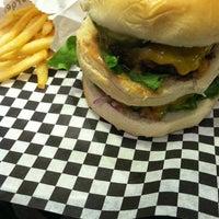 Photo taken at goodburger by Shane Ü. on 1/23/2013