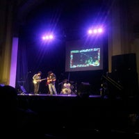 Photo taken at Teatro Novedades by Michelle C. on 5/17/2014