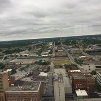 Photo taken at Hyatt Place Des Moines/Downtown by Harry B. on 5/18/2017