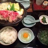 Photo taken at ホルモン・もつ鍋 とんちゃん by Yoshiyuki K. on 2/24/2014