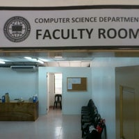 Photo taken at (Computer Science Department Faculty Room) University of San Agustin by Lou Anthony T. on 7/22/2013