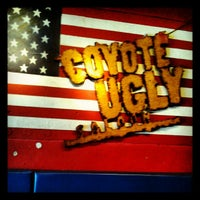 Photo taken at Coyote Ugly Saloon - New Orleans by Tony L. on 4/28/2013