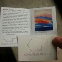 Photo taken at Kianga Ellis Projects by Noah @Noah_Xifr X. on 11/15/2013