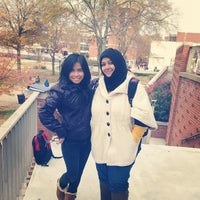 Photo taken at Tate C. Page Hall by Yeni F. on 12/5/2012