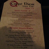 Foto tomada en Carpe Diem Wine Bar por John N. el 7/4/2013