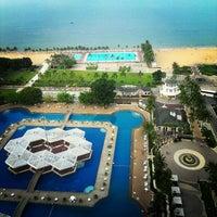 Photo taken at Ambassador City Jomtien Hotel by Meta Y. on 3/8/2013