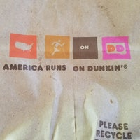 Photo taken at Dunkin' Donuts by Peter K. on 5/21/2017