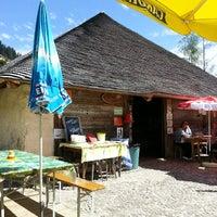 Photo taken at Moléson-sur-Gruyères by Marcelo D. on 6/15/2013