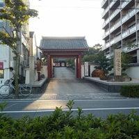Photo taken at 先照山 心造寺 by Makoto T. on 8/30/2014
