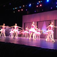 Photo taken at Teatro Popular Melico Salazar by Claudia S. on 12/1/2012