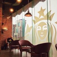 Photo taken at Starbucks Coffee by Juber Paul on 1/10/2014