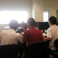 Photo taken at Rm 6104X ITE College West ,CCK by Muhammad Aidil A. on 10/10/2012