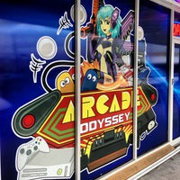 Photo taken at Arcade Odyssey by Will M. on 5/31/2013