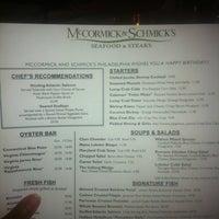 Foto tomada en McCormick & Schmick's Seafood and Steaks por Mercedes H. el 11/4/2012