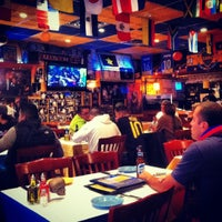 Photo taken at Boca Juniors Argentine Steakhouse by Chris C. on 10/7/2012