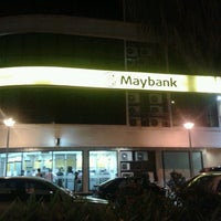 Photo taken at Maybank by My S. on 4/27/2013