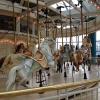Photo taken at The Carousel by Jason Y. on 12/5/2013