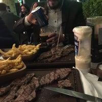 3/16/2018에 Yunusemre B.님이 Nusr-Et Burger에서 찍은 사진