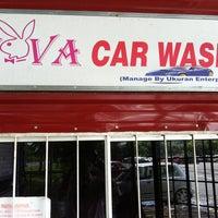Photo taken at Nova Car Wash by Pg. Baha P. on 7/19/2013