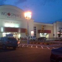 Photo taken at Woodman's Food Market by Erik R. on 6/15/2013