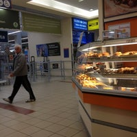 Photo taken at TESCO Hipermarket by András F. on 11/10/2012