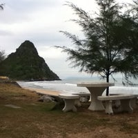 Photo taken at Aownoiseaview Resort by Jirapat S. on 1/3/2012