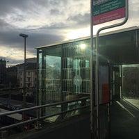 Photo taken at Schlieren Bahnhof (Brücke) by Martin C. on 11/28/2017