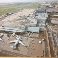 Photo taken at O. R. Tambo International Airport (JNB) by Durandt E. on 11/26/2012