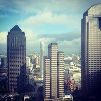 Photo taken at Sheraton Dallas Hotel by Alexis on 9/17/2012
