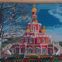 "Photo taken at СПО ФДО ""Юн-Пресс"" by Натали С. on 4/9/2015"
