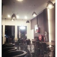 Photo taken at La Roasteria Coffee by Hminggg on 3/29/2013