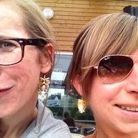 Photo taken at Cafetaria tennis 2000 by Rebekah D. on 8/27/2014