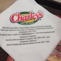 Photo taken at Charlie's Grilled Sub by Chix R. on 1/22/2014