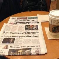 Photo taken at Starbucks by John G. on 3/6/2013