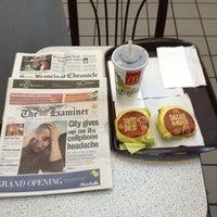 Photo taken at McDonald's by John G. on 4/17/2013