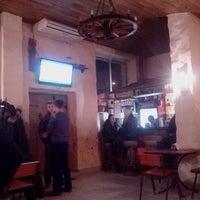 "Photo taken at Бар ресторана ""Сосны"" by Alexander Y. on 3/2/2013"