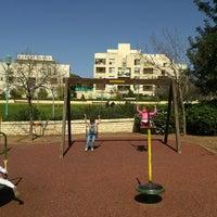 Photo taken at גינת עמק איילון by Meir D. on 3/2/2013