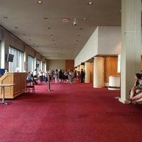Photo taken at Centennial Concert Hall by Liz T. on 7/18/2013
